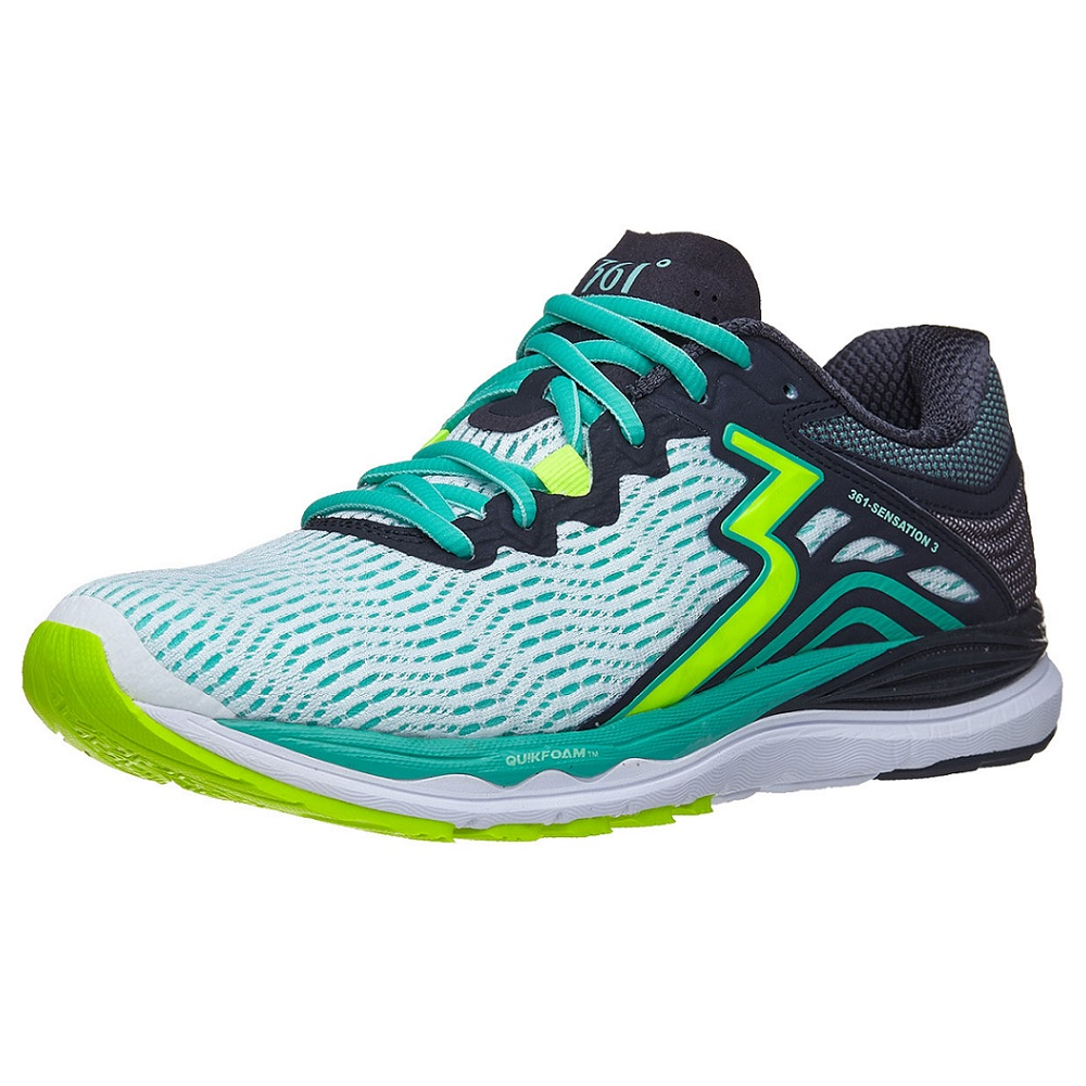 361 Sensation 3 Cushioned running shoes