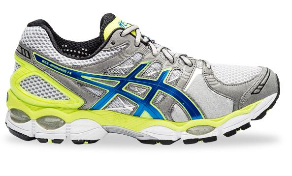 asics mens gel-nimbus 14 running shoe