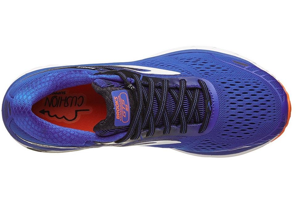 677a38e62c660 Brooks Adrenaline GTS 18 4E Mens Running Shoes - Runnersworld
