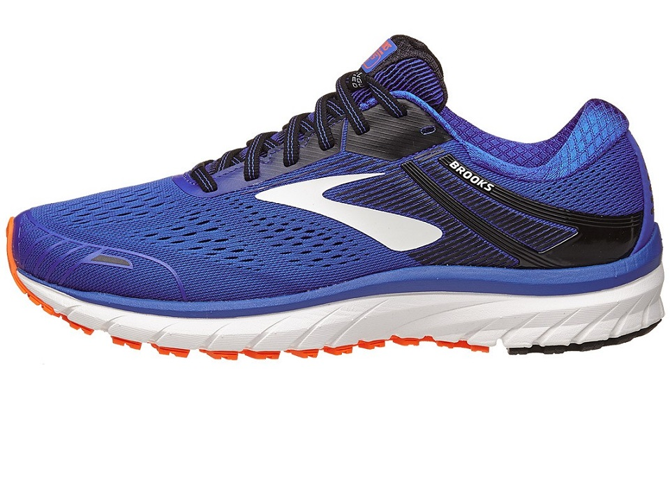 Brooks Adrenaline GTS 18 4E Mens Running Shoes - Runnersworld