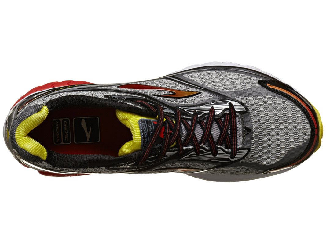 brooks mens ghost 7 running shoes