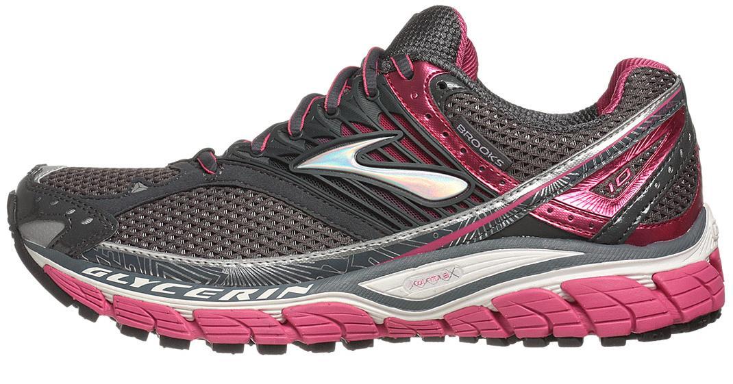 f9dc7ad8b57a3 Brooks Glycerin 10 Running Shoes Womens - Runnersworld