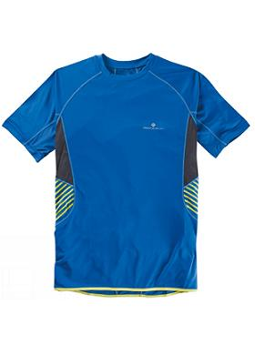Ronhill Advance Short Sleeve crew Tee -424