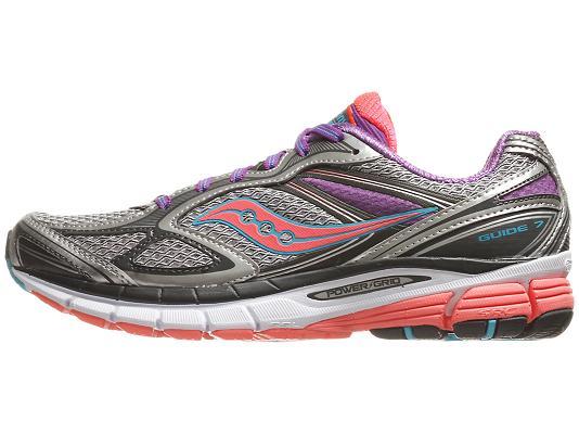 Saucony Guide 7 Running Shoes Womens Runnersworld