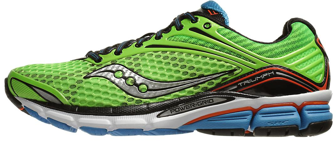 Saucony Triumph 11 Running Shoes Mens Runnersworld