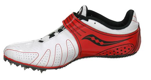 572b003ccd2f ... Saucony Spitfire sprint Spike mens - view 2 ...