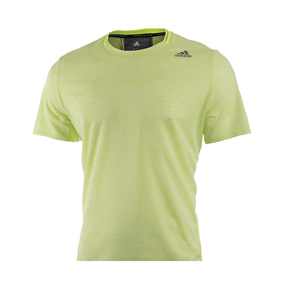 5a9cf0fe5 adidas Supernova Short Sleeve Running Tee - Runnersworld