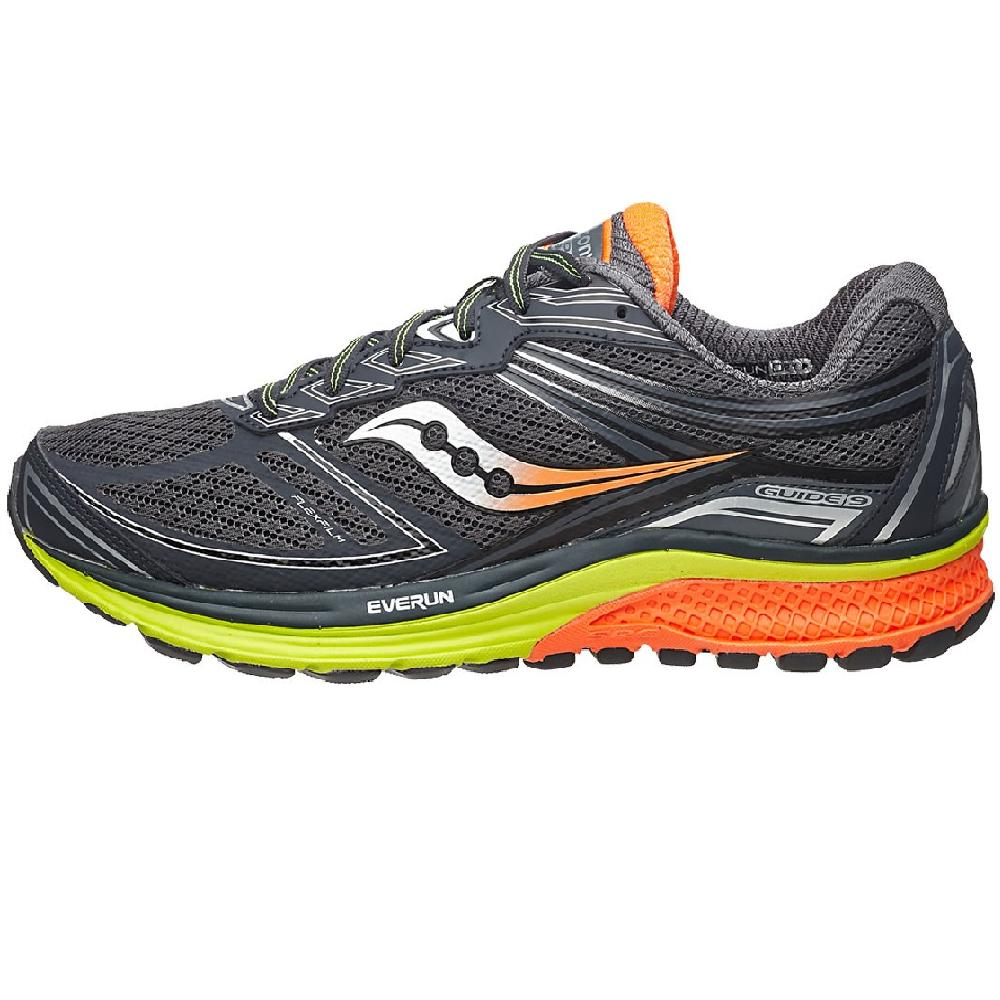 ... Saucony Guide 9 Mens - view 3 ...
