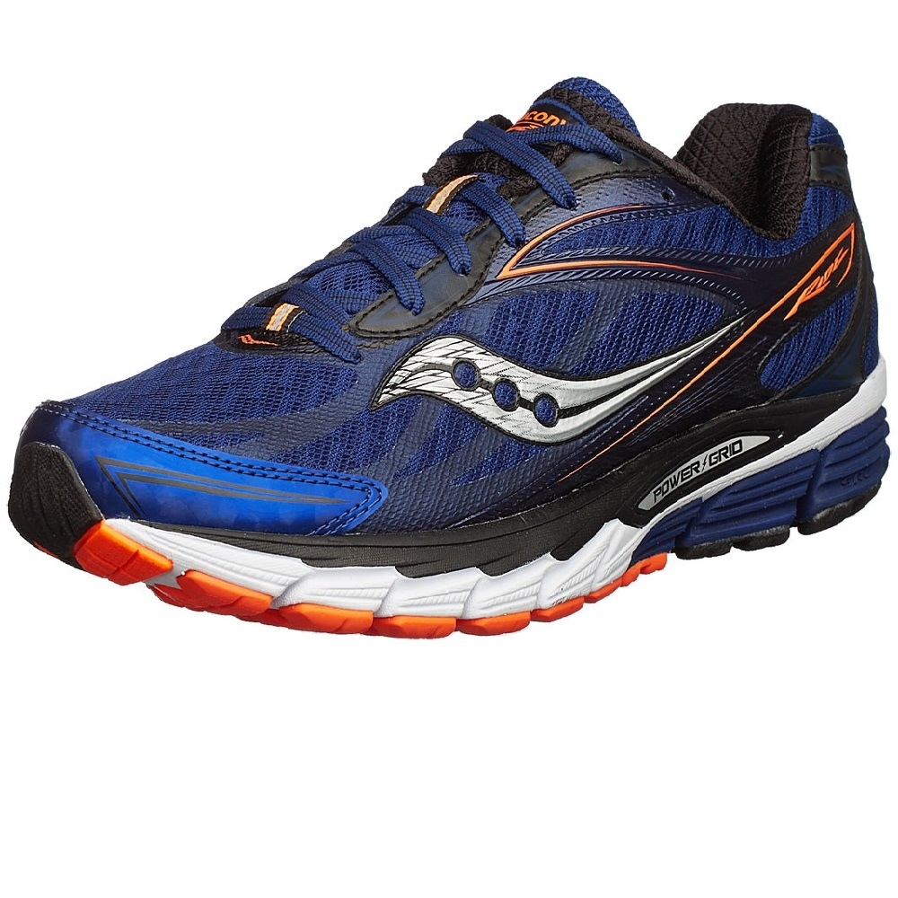 Saucony Mens Running 8 Ride Runnersworld Shoes 0OwnkP
