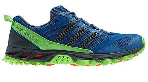 adidas Kanadia TR 5 Trail Shoe - Runnersworld